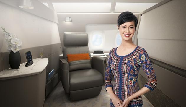 シンガポール航空新型A380