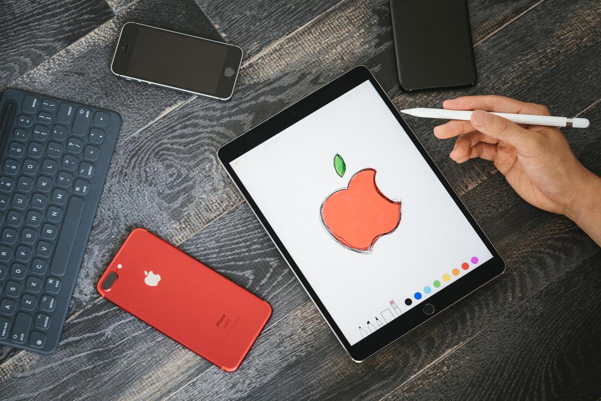 Appleのタブレット