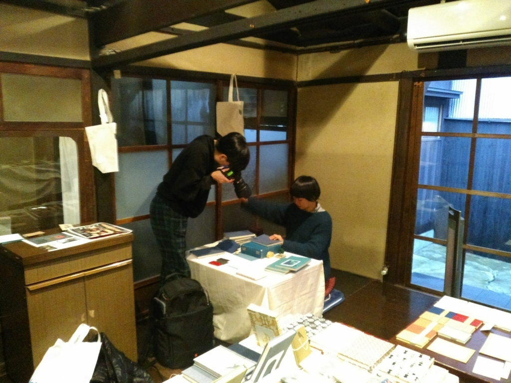 ノート|すずめ家|京都|手製本|