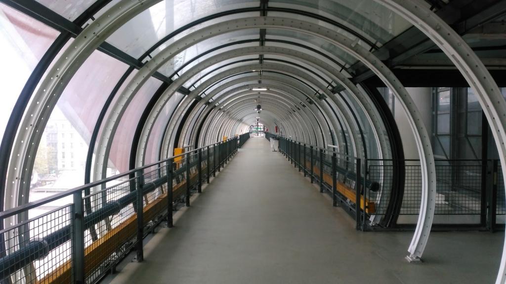 ポンピドゥー・センター|小堺建築研究所|福岡の設計事務所|