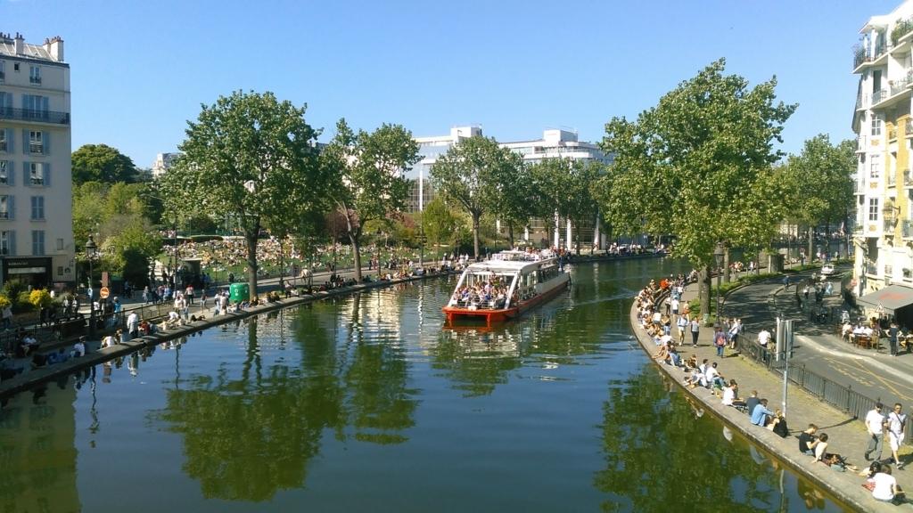 サン・マルタン運河|小堺建築研究所|福岡の設計事務所|