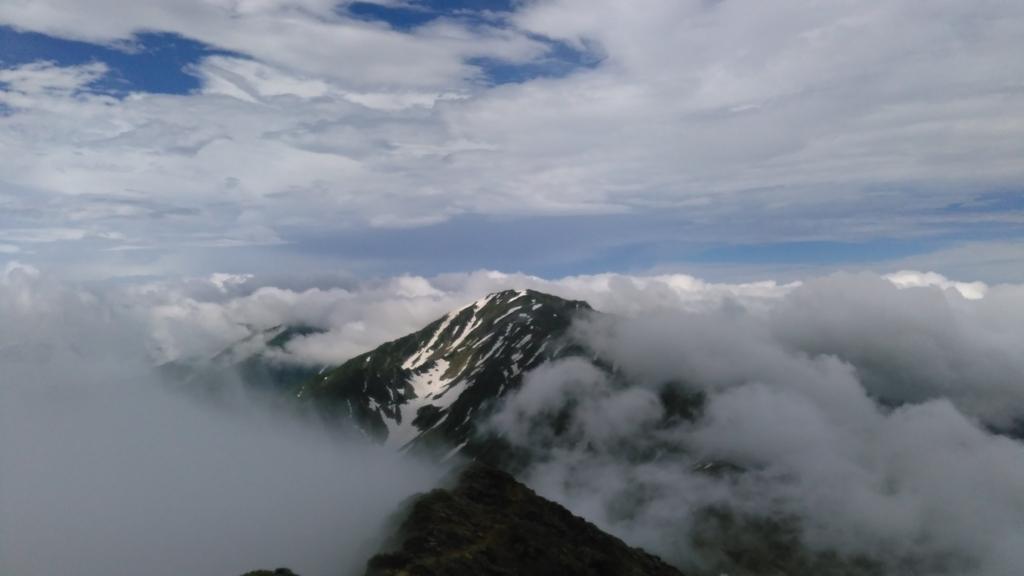 北岳|南アルプス|登山|小堺建築研究所|福岡の建築設計事務所|