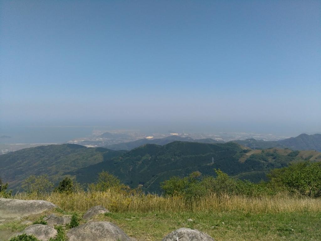 貫山 カルスト台地 登山 ハイキング 小堺建築研究所 福岡の建築設計事務所 