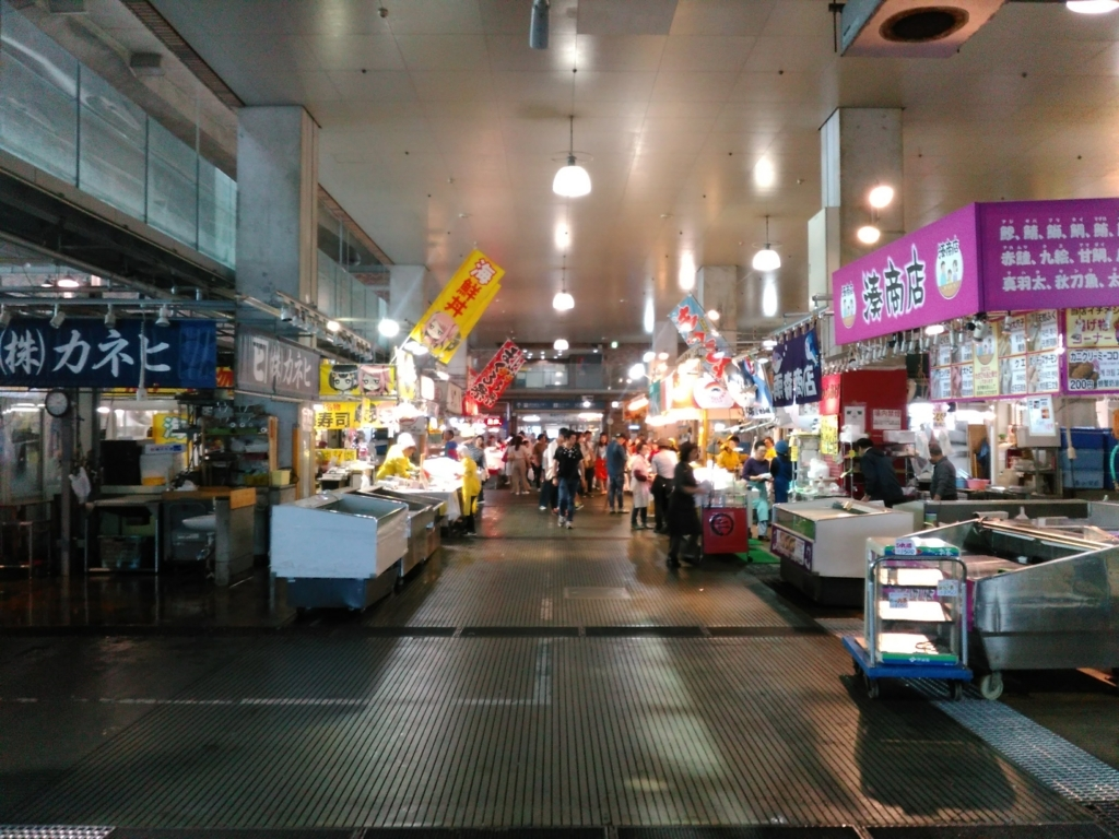 唐戸市場|下関|小堺建築研究所|福岡の建築設計事務所