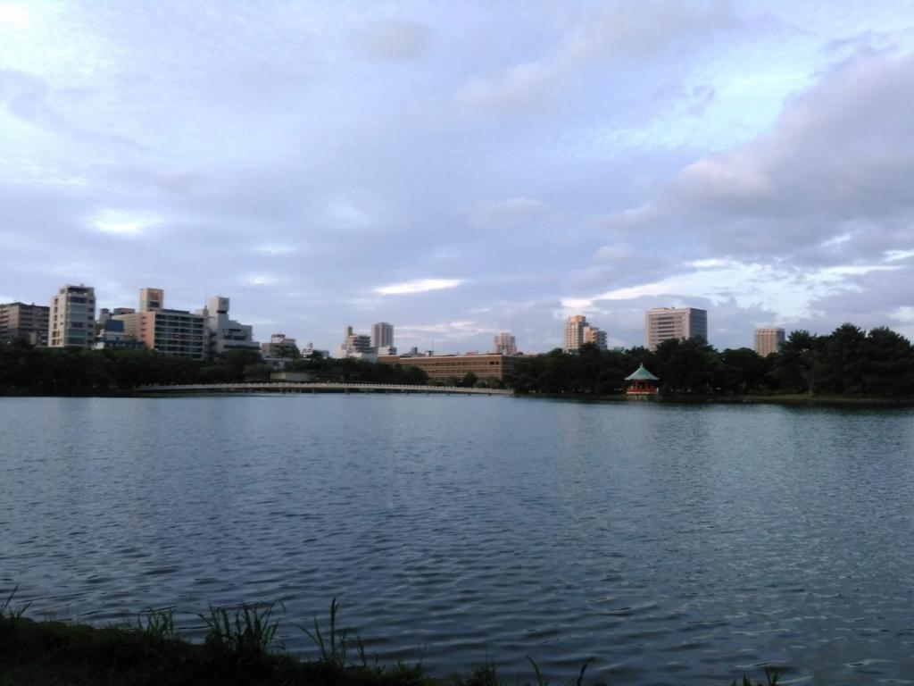 大濠公園|小堺建築研究所|福岡の設計事務所|