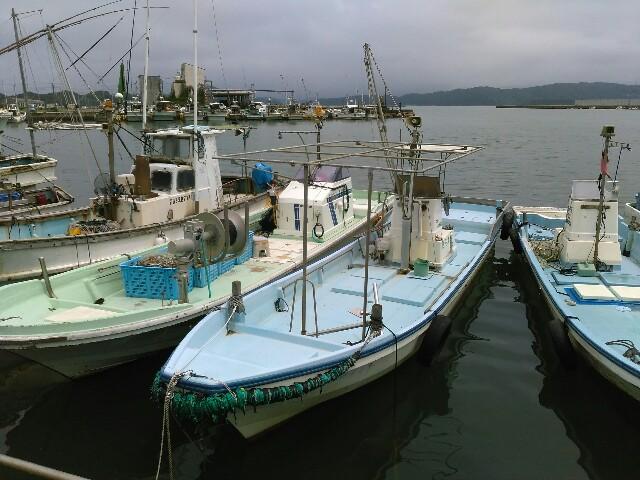 糸島|船越|カキ小屋|漁船|小堺建築研究所|福岡の設計事務所