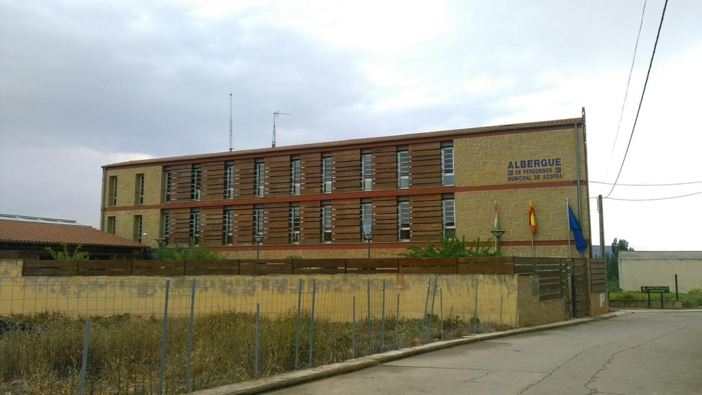 Auberge Municipale|アソフラ Azofra|caminodesantiago|カミーノデサンティアゴ|星の巡礼|スペイン|spain|小堺建築研究所|福岡の建築設計事務所