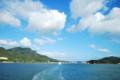 [瀬戸内海][船]さよなら、小豆島