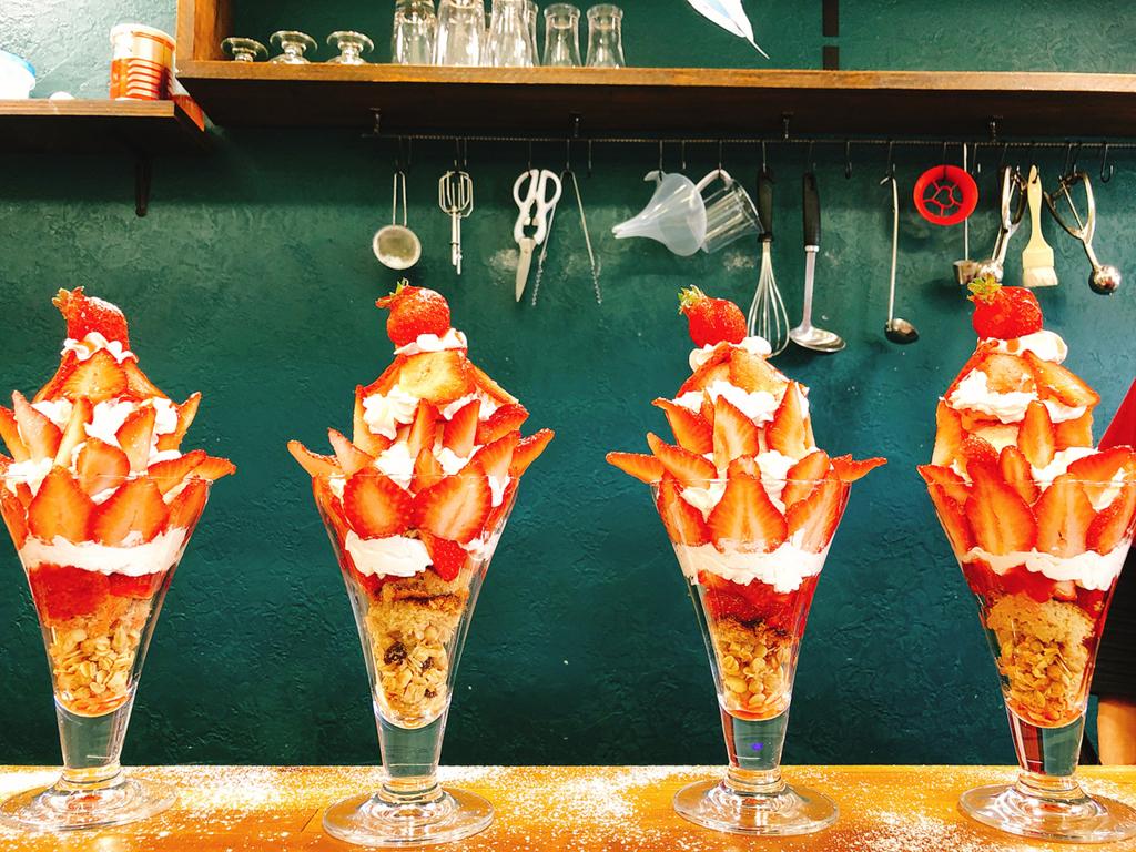 磯本農園さんのあまおうを使ったスイーツのお店「Cafe TANNAL(カフェ・タンナル)」【適材適食】小園亜由美(管理栄養士・野菜ソムリエ上級プロ)