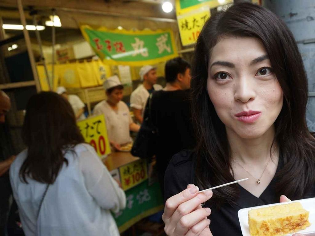前から食べたかったたまごやきを頂きました【適材適食】小園亜由美(管理栄養士・野菜ソムリエ上級プロ)