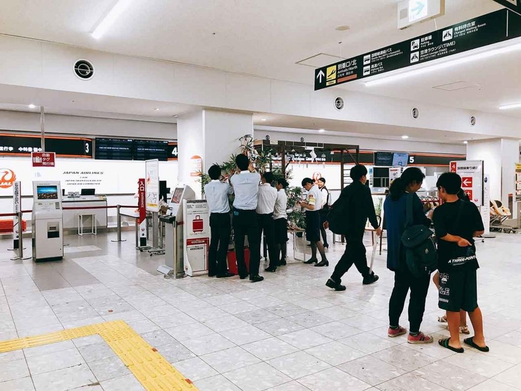 福岡空港【適材適食】小園亜由美(管理栄養士・野菜ソムリエ上級プロ)