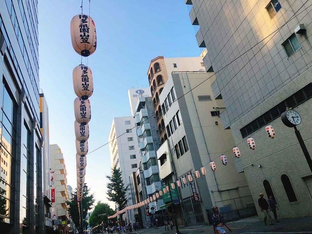 博多の街は山笠で一色。【適材適食】小園亜由美(管理栄養士・野菜ソムリエ上級プロ)