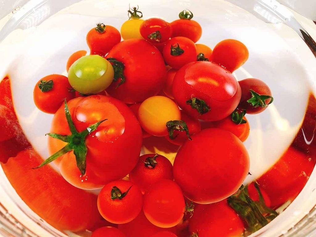 8月はトマトが旬を迎え美味しい季節です。【適材適食】小園亜由美(管理栄養士・野菜ソムリエ上級プロ)