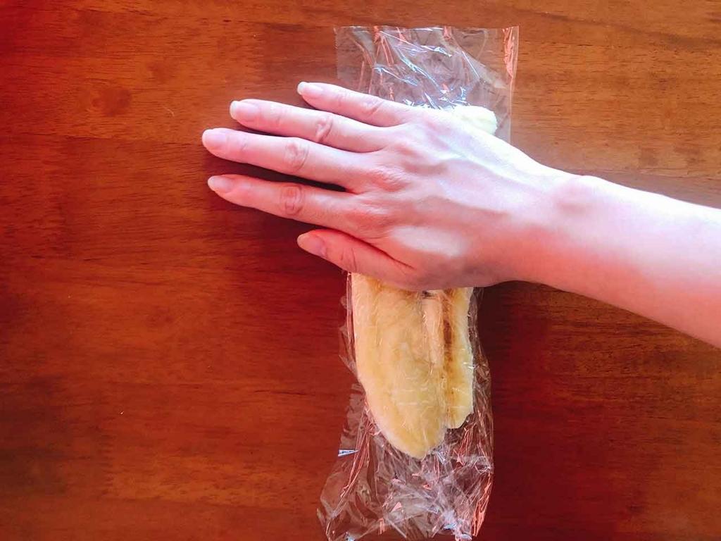 手作りアイス:冷凍バナナのつくりかた(つぶしver)【適材適食】小園亜由美(管理栄養士・野菜ソムリエ上級プロ)