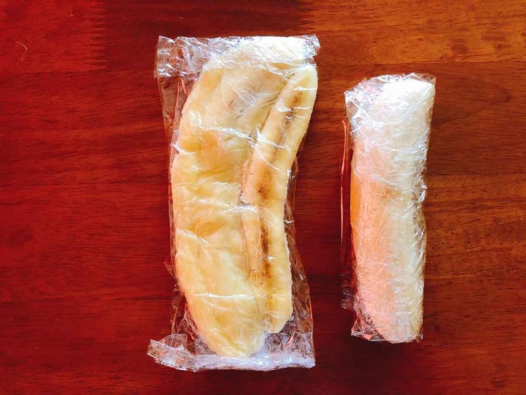 手作りアイス:冷凍バナナのつくりかた(むいただけver)【適材適食】小園亜由美(管理栄養士・野菜ソムリエ上級プロ)