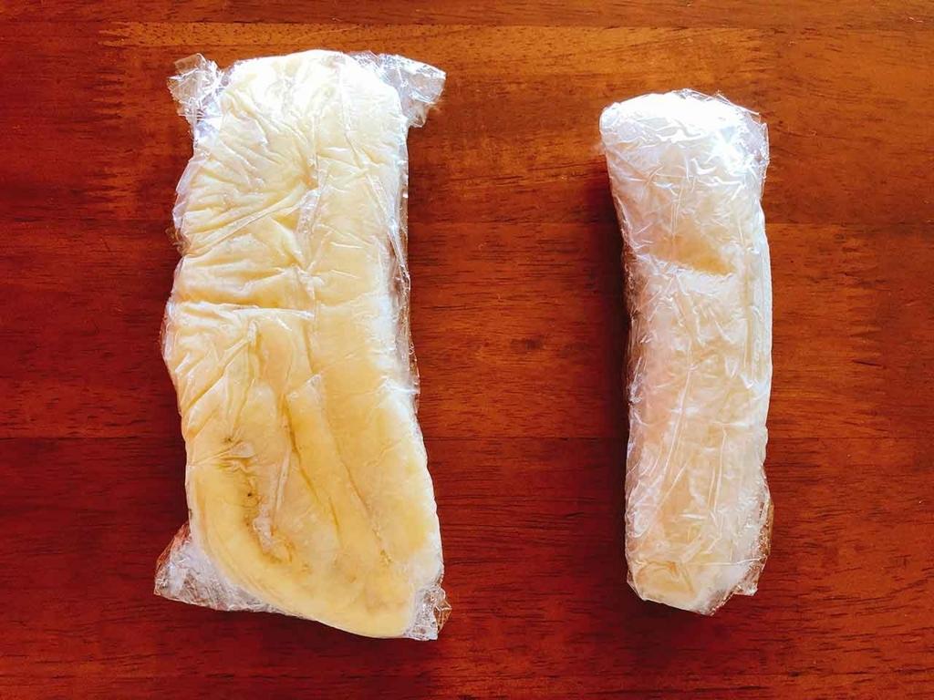 手作りアイス:冷凍バナナのつくりかた【適材適食】小園亜由美(管理栄養士・野菜ソムリエ上級プロ)