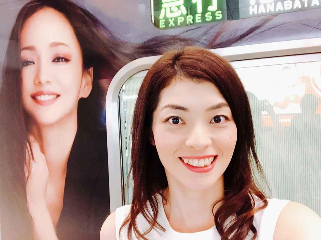arigatou 安室奈美恵さんと私。【適材適食】小園亜由美(管理栄養士・野菜ソムリエ上級プロ)