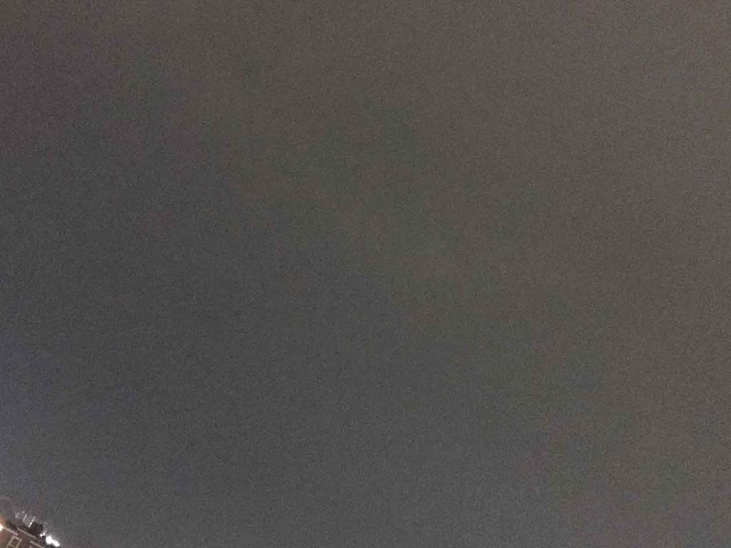 2018年9月24日月曜日20時頃の福岡の夜空【適材適食】小園亜由美(管理栄養士・野菜ソムリエ上級プロ)