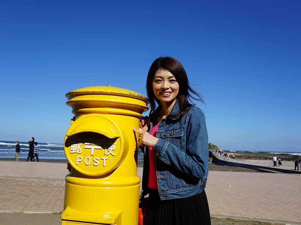 青島にも黄色いポストがあった!【適材適食】小園亜由美(管理栄養士・野菜ソムリエ上級プロ)