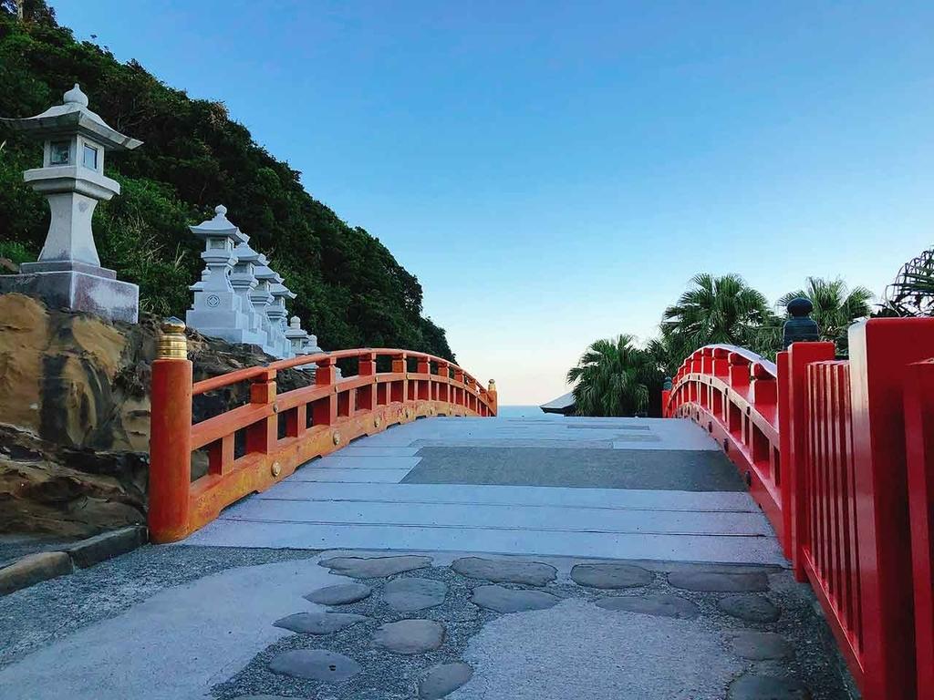 鵜戸神社【適材適食】小園亜由美(管理栄養士・野菜ソムリエ上級プロ)