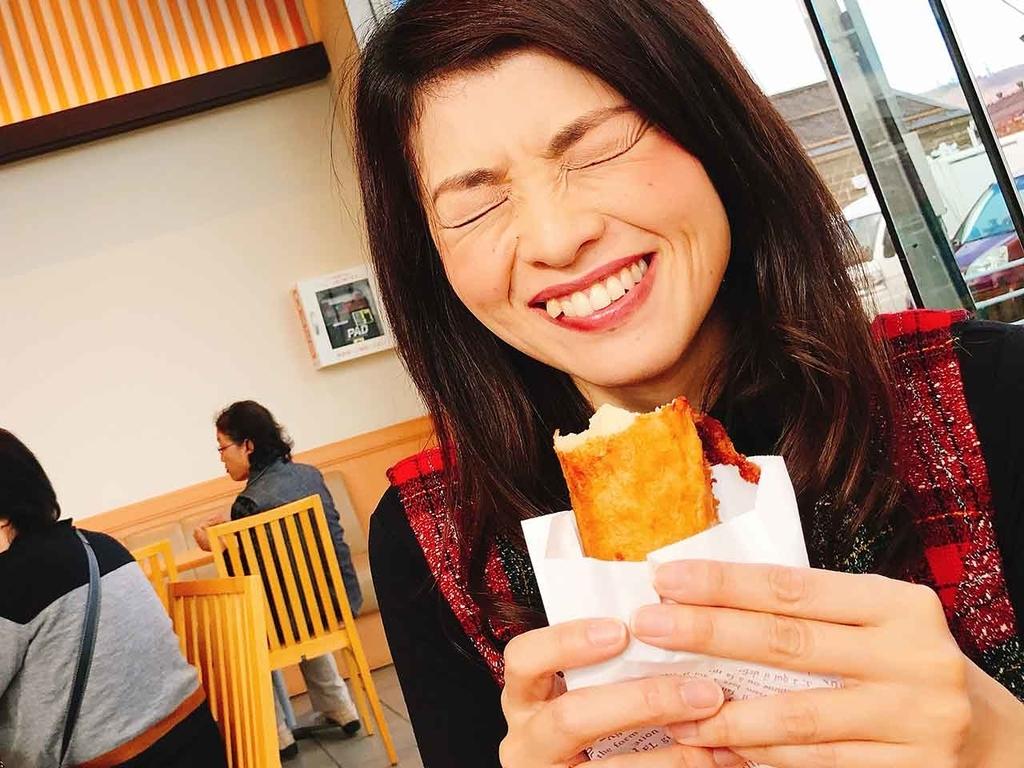 パンロール@かまぼこのかま栄@小樽【適材適食】小園亜由美(管理栄養士・野菜ソムリエ上級プロ)