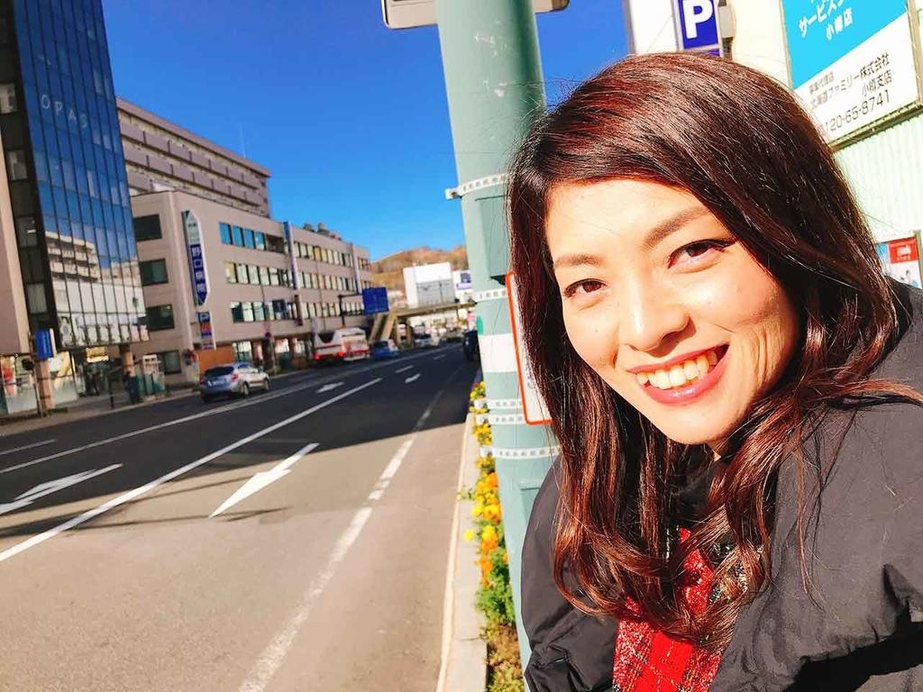 JR小樽駅【適材適食】小園亜由美(管理栄養士・野菜ソムリエ上級プロ)