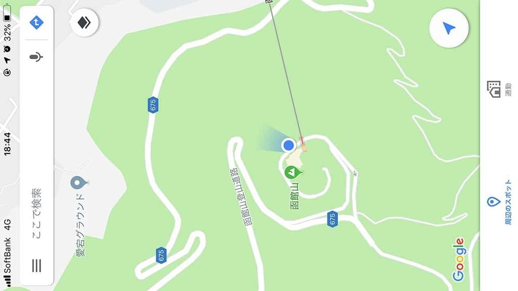 函館山山頂からの展望【適材適食】小園亜由美(管理栄養士・野菜ソムリエ上級プロ)