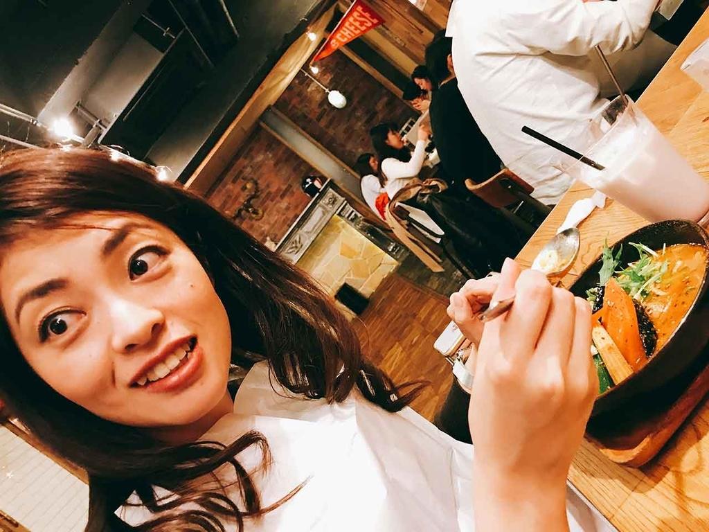スープカレーGARAKU『やさい15品目大地の恵』@札幌・すすきの【適材適食】小園亜由美(管理栄養士・野菜ソムリエ上級プロ)