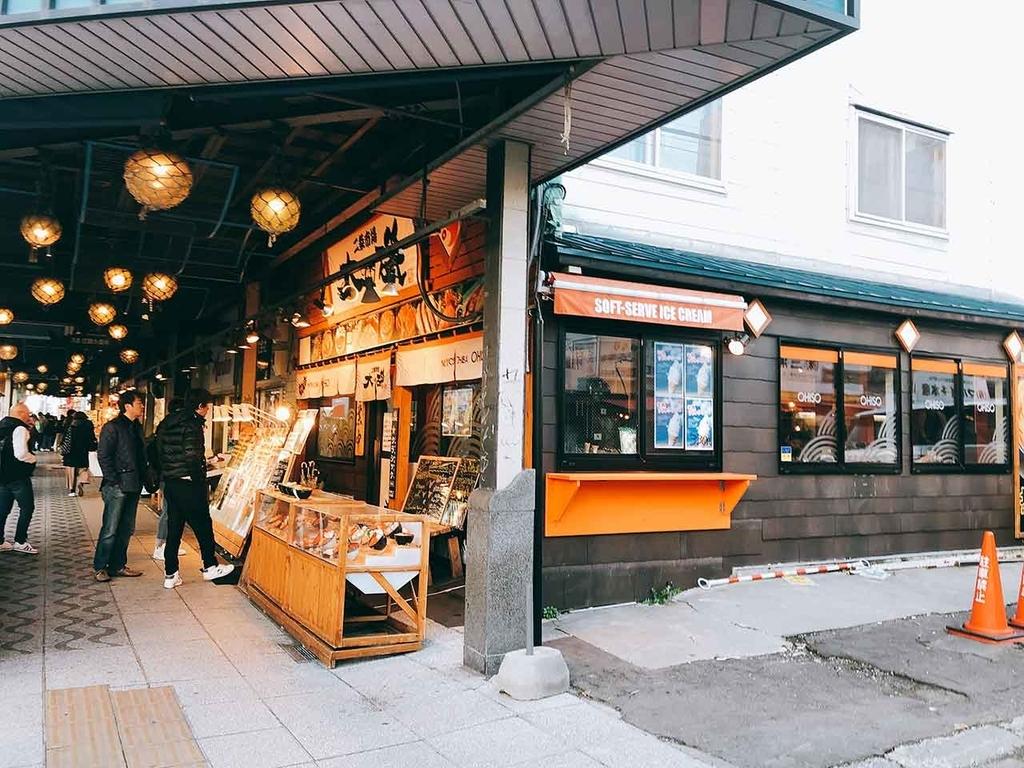 二条市場@札幌【適材適食】小園亜由美(管理栄養士・野菜ソムリエ上級プロ)