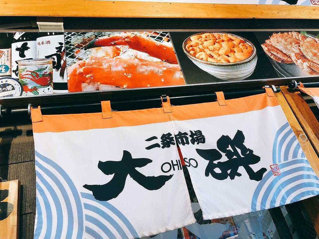 海鮮丼@札幌・二条市場【適材適食】小園亜由美(管理栄養士・野菜ソムリエ上級プロ)