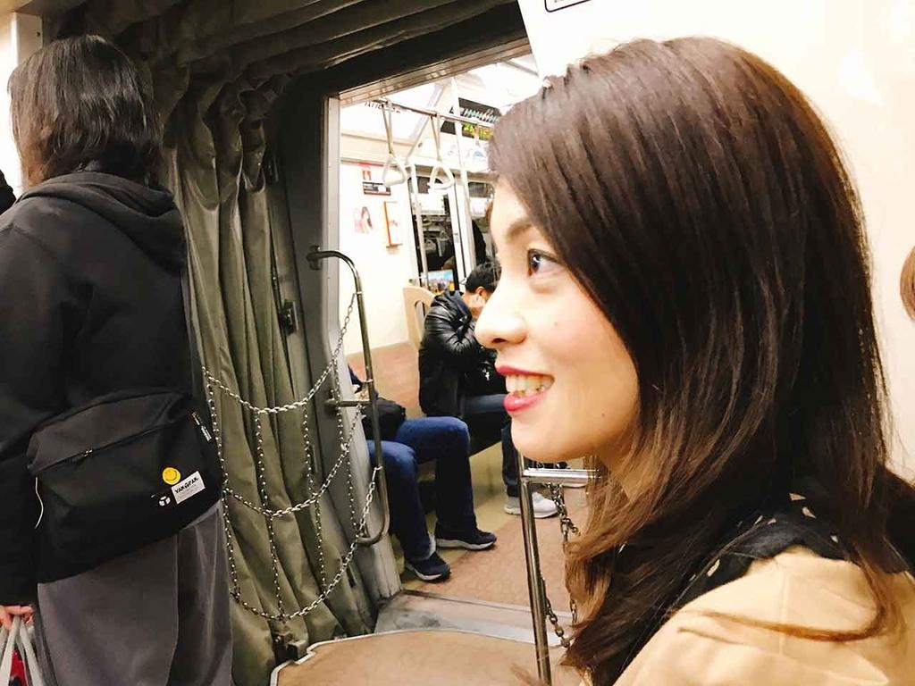 札幌市営地下鉄南北線は鉄の車輪ではなくタイヤ!【適材適食】小園亜由美(管理栄養士・野菜ソムリエ上級プロ)