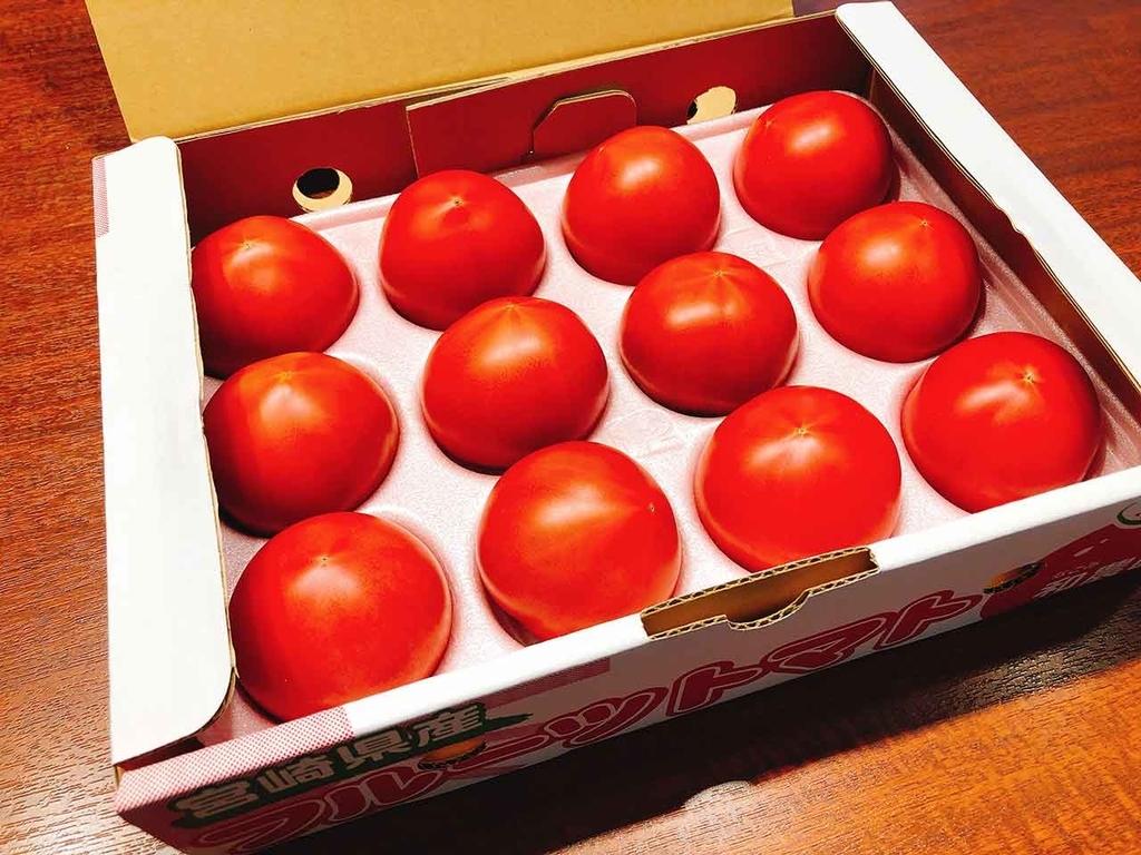 フルーツトマト@「このトマトは『果物』」糖度9度以上のフルーツトマトが宮崎・都農町から届きました!【適材適食】小園亜由美(管理栄養士・野菜ソムリエ上級プロ)