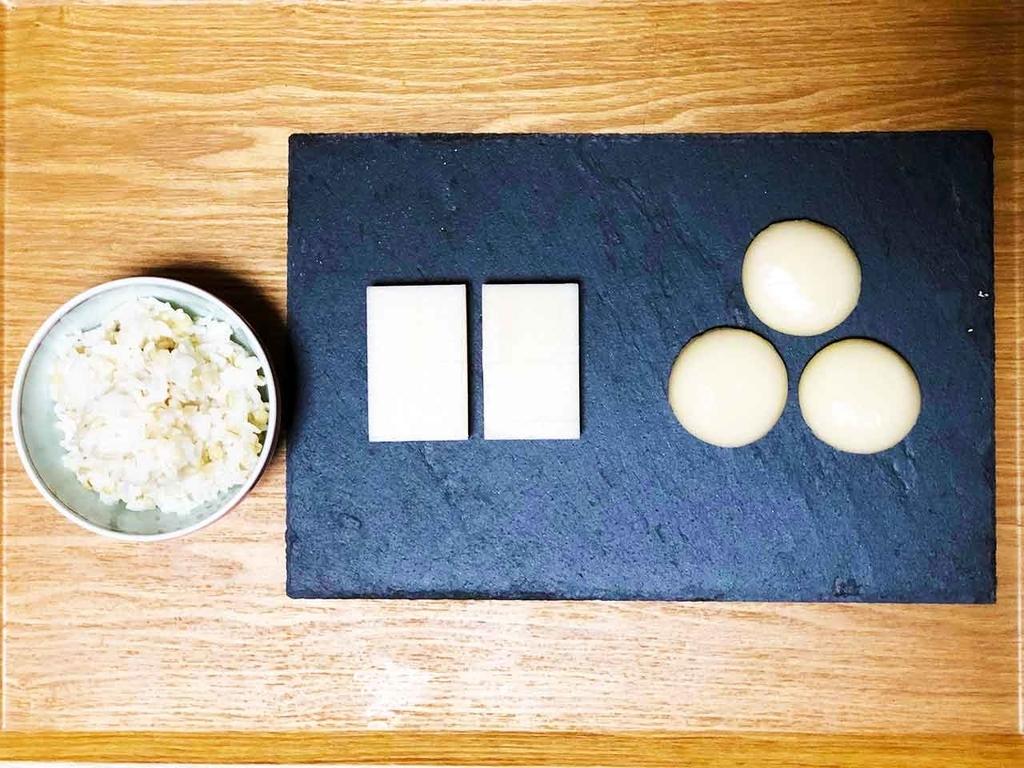 ご飯一膳=切り餅50g×2個=丸餅34g×3個【適材適食】小園亜由美(管理栄養士・野菜ソムリエ上級プロ)