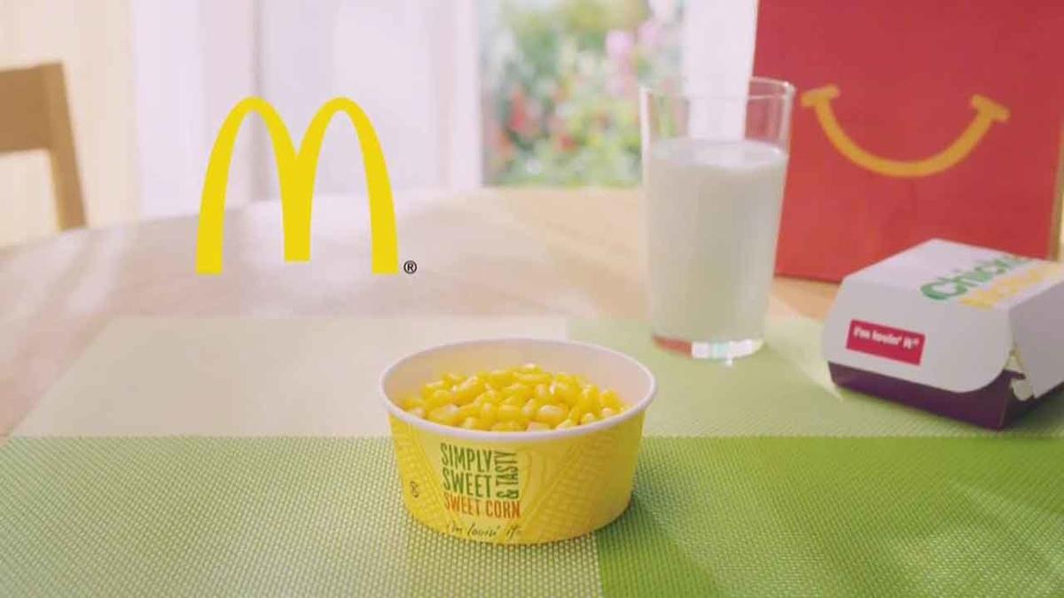 「マクドナルドCM『野菜もしっかり食べよう』の時に映っているのは『穀物』」ちゃんと認識してますか?【適材適食】小園亜由美(管理栄養士・野菜ソムリエ上級プロ)
