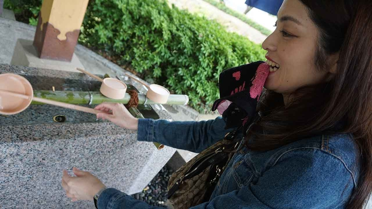 加藤神社@熊本城内【適材適食】小園亜由美(管理栄養士・野菜ソムリエ上級プロ)