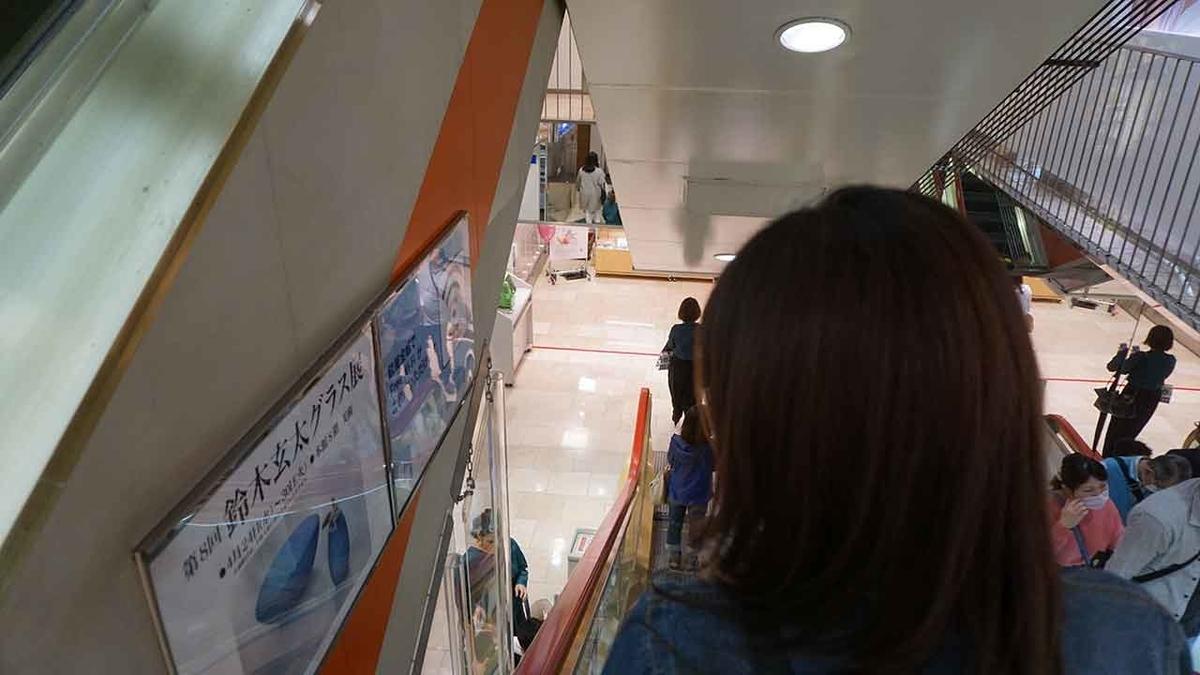 鶴屋百貨店@熊本【適材適食】小園亜由美(管理栄養士・野菜ソムリエ上級プロ)