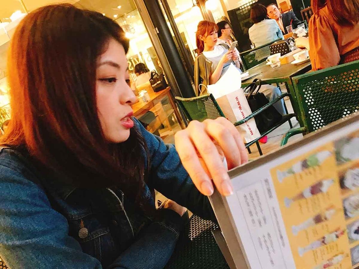 春期間限定「苺ミルフィーユパフェ」@洋菓子SWISS(スイス)@熊本【適材適食】小園亜由美(管理栄養士・野菜ソムリエ上級プロ)