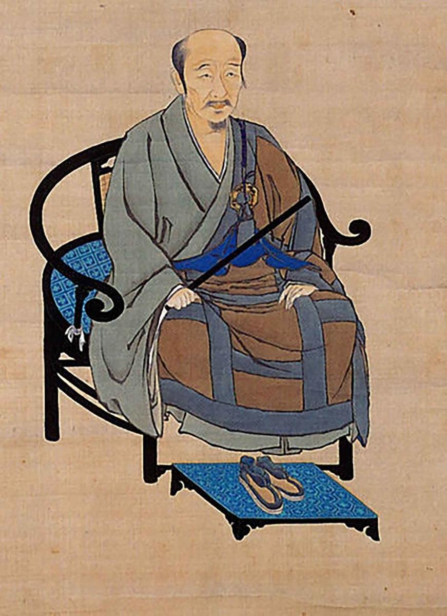 南浦紹明(円通大応国師)〜Wikipediaより