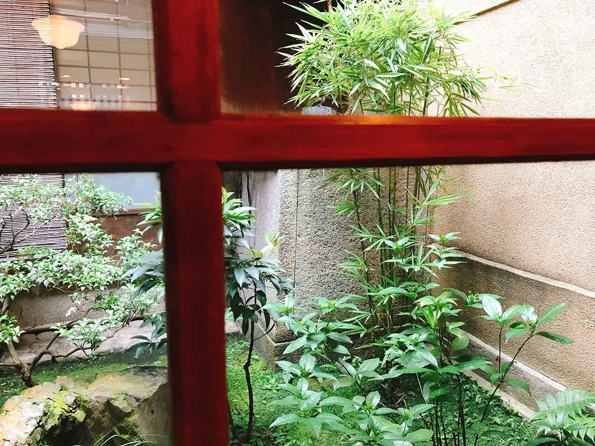 「京の夏の甘味はどうしてこんなに「美」なんだろう。」大極殿本舗 六角店 栖園@京都その⑥【適材適食】小園亜由美(管理栄養士・野菜ソムリエ上級プロ)