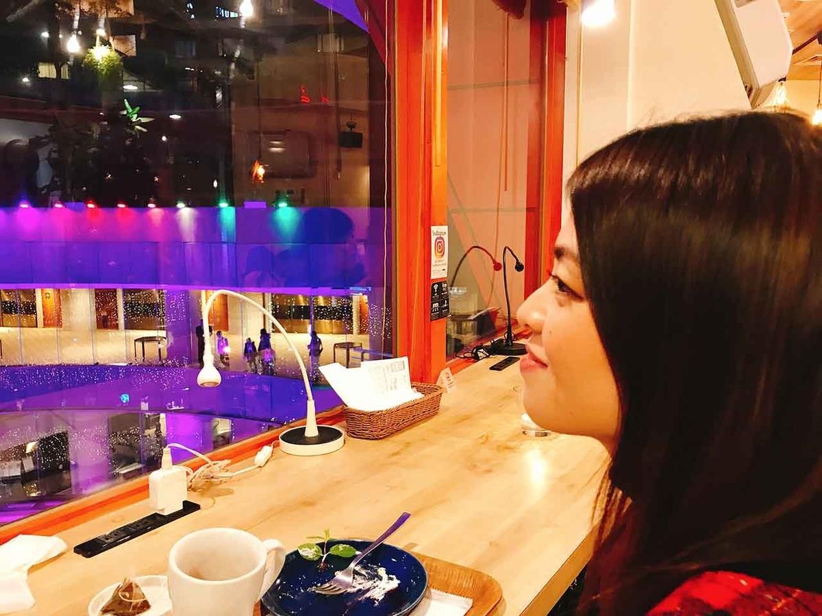「Ho Ho Ho ★ サンタがキャナルでダンシング」天神+キャナルシティ博多+博多駅 2019年クリスマス【適材適食】小園亜由美(管理栄養士・野菜ソムリエ上級プロ)