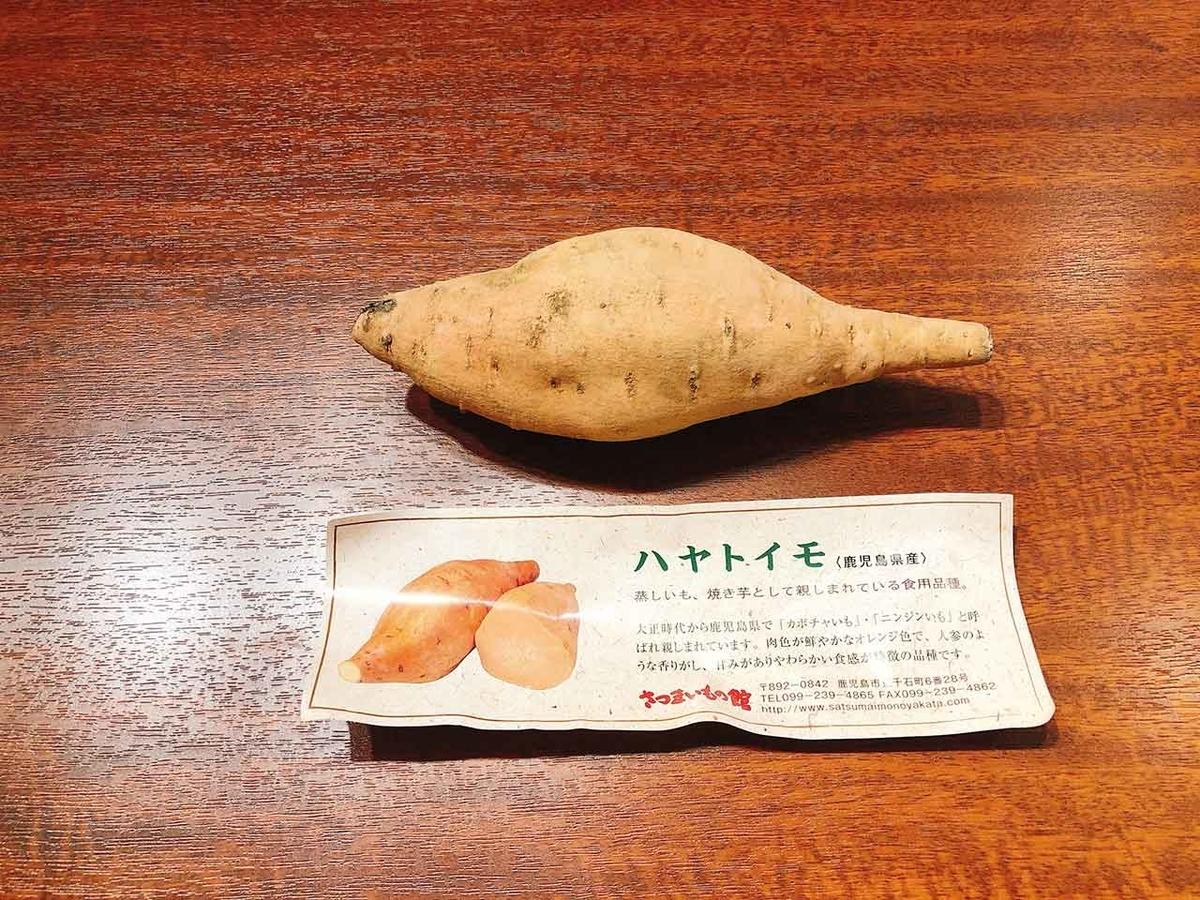 「大さつまいも個人展開催」鹿児島で見つけた9種類のサツマイモを食べ比べ!比較してみた!【適材適食】小園亜由美(管理栄養士・野菜ソムリエ上級プロ)