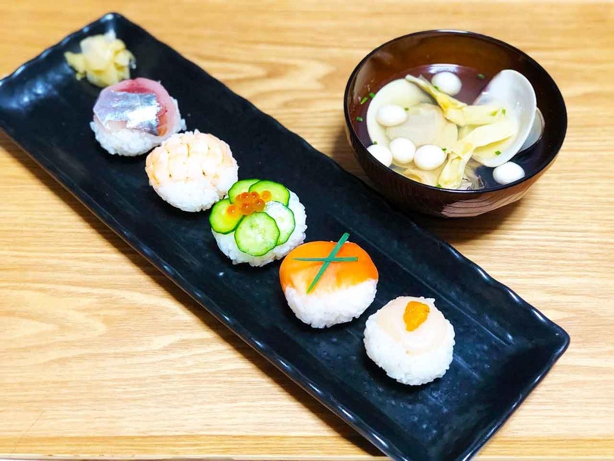 「♪今日はたのしい♪ひなまつり」桃の節句なので手まり寿司とハマグリのお吸い物を作ってみた【適材適食】小園亜由美(管理栄養士・野菜ソムリエ上級プロ)
