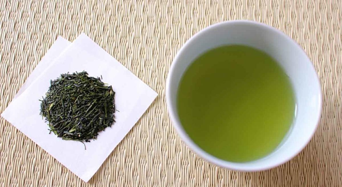 「お茶って緑色なのにどうして茶なの?」お茶ってなあに?その①【適材適食】小園亜由美(管理栄養士・野菜ソムリエ上級プロ)