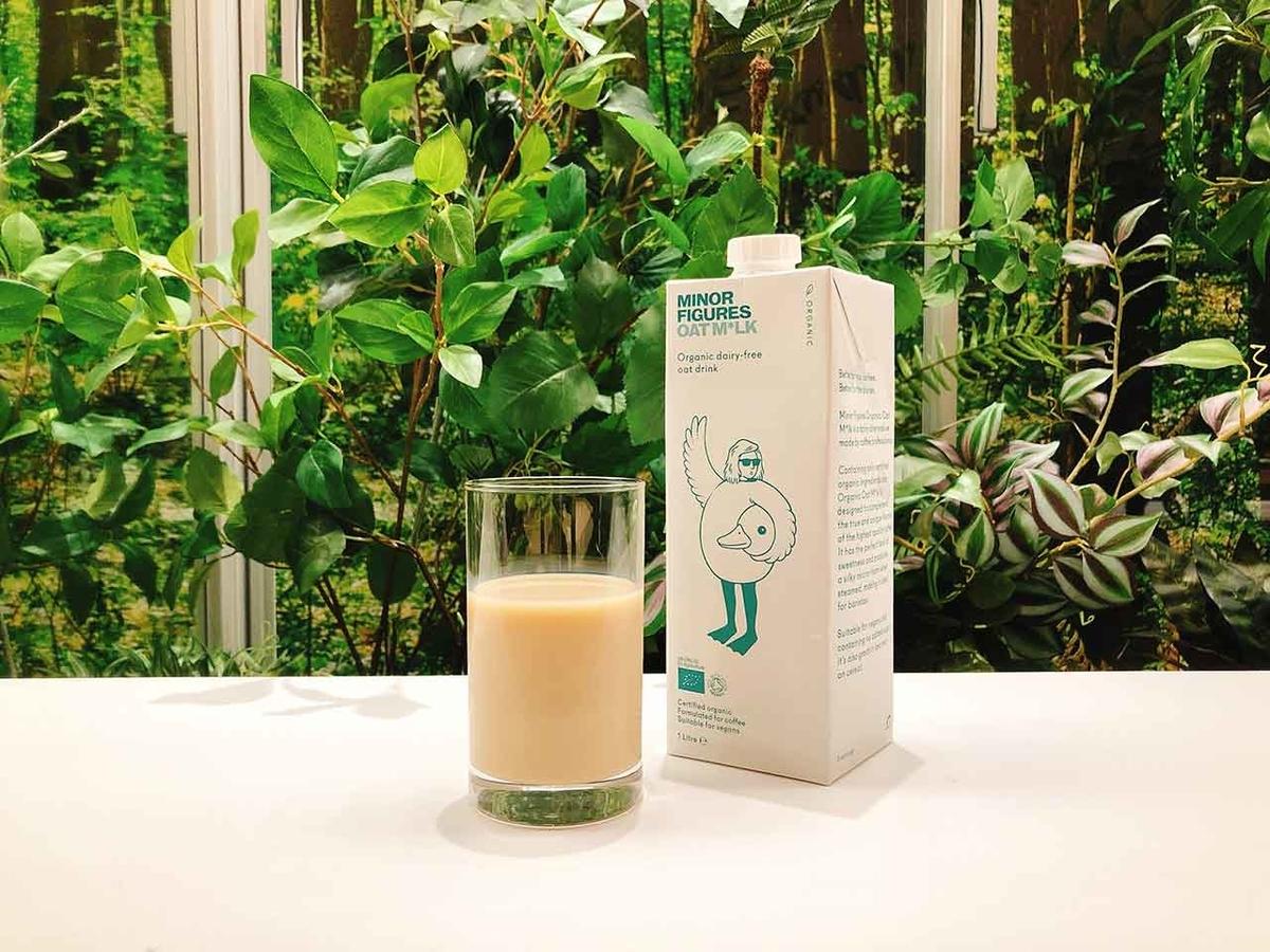 「オーツミルクをゲット!」オーツミルクをポチって飲んでみた★さて、気になるお味は?【適材適食】小園亜由美(管理栄養士・野菜ソムリエ上級プロ)
