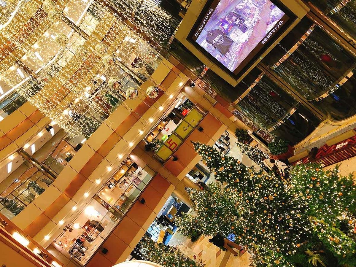 「おしまイムズ ラストクリスマス」天神地区再開発[天神ビッグバン]でイムズが2021年8月に閉館だから今年が最後のクリスマス【適材適食】小園亜由美(管理栄養士・野菜ソムリエ上級プロ)