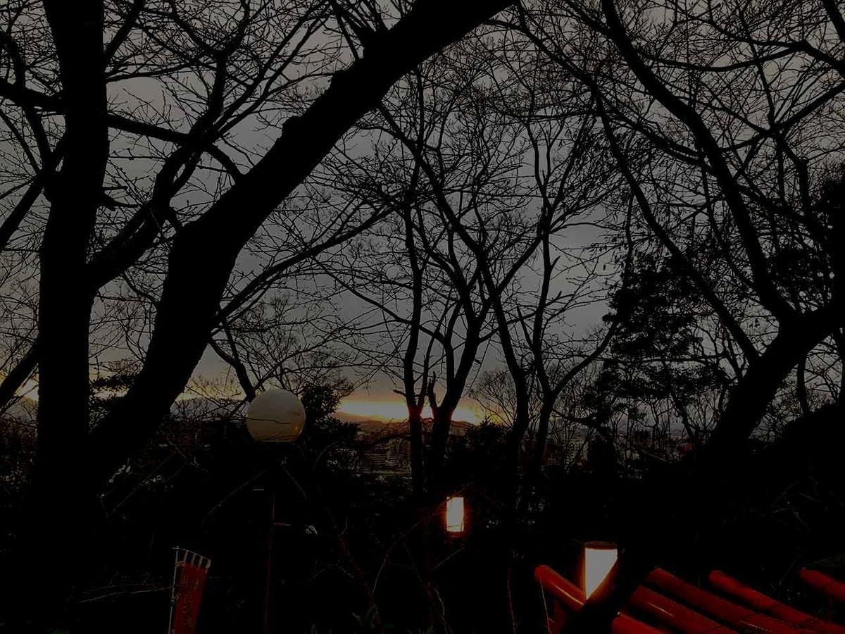 「初日の出と初詣。」鷲尾愛宕神社に行ってみた。【適材適食】小園亜由美(管理栄養士・野菜ソムリエ上級プロ)糖尿病専門・甲状腺専門クリニック勤務@福岡姪浜・福岡天神
