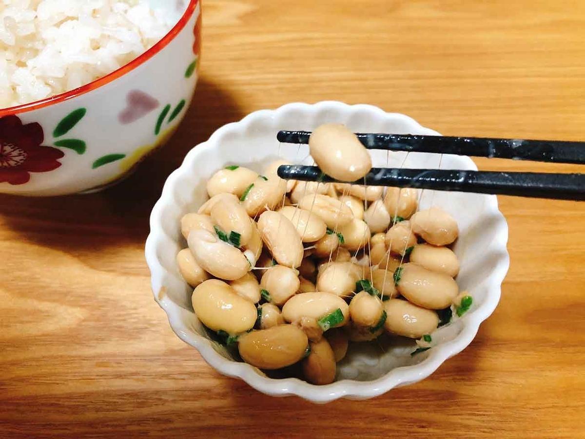 「自分で作った納豆を食べてみた!」自家製納豆を作って食べてみた!【適材適食】小園亜由美(管理栄養士・野菜ソムリエ上級プロ)糖尿病専門・甲状腺専門クリニック勤務@福岡姪浜・福岡天神