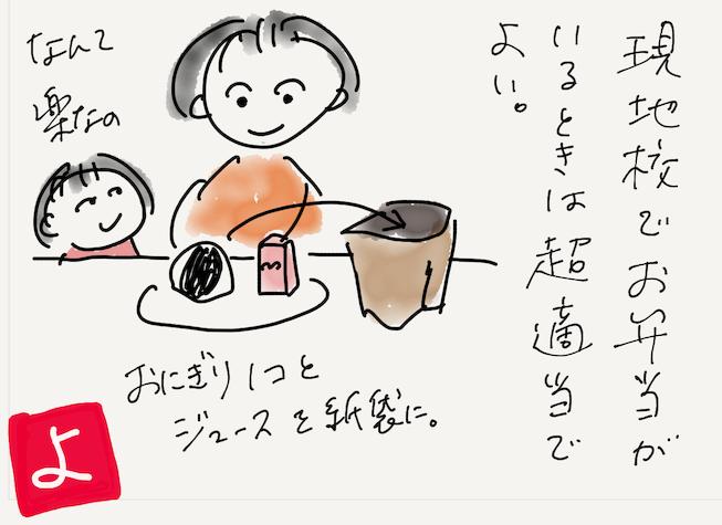 補習校のお弁当