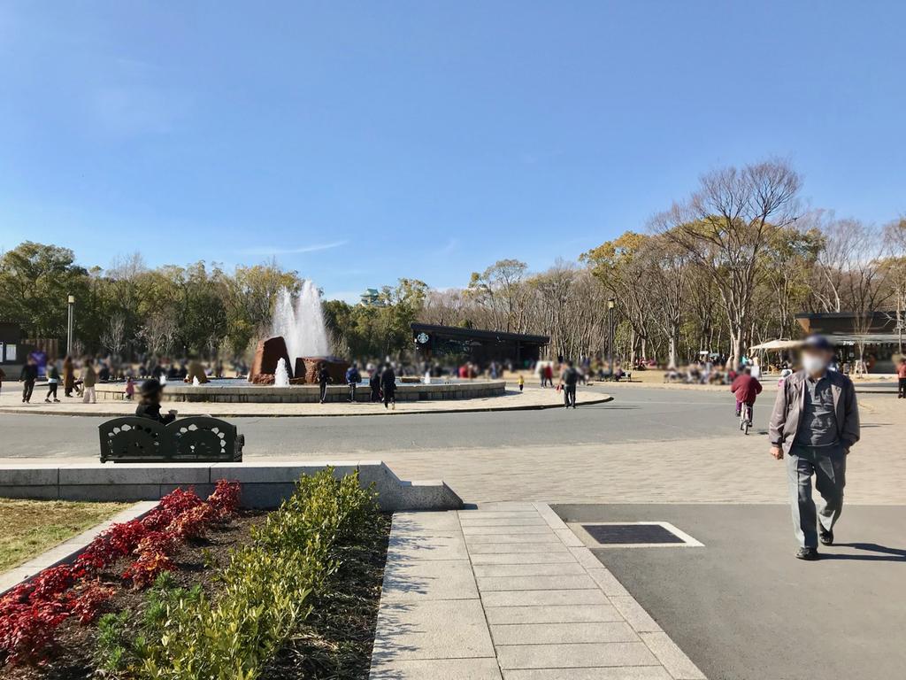 森ノ宮噴水広場
