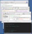 おススメされるままにMacのテキストエディタを入れてみた。上から CotEd